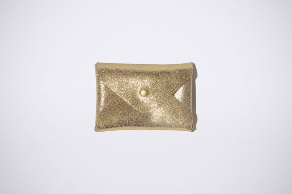 gold carte bleue visiten geld beutel monet credit natural leder pouch