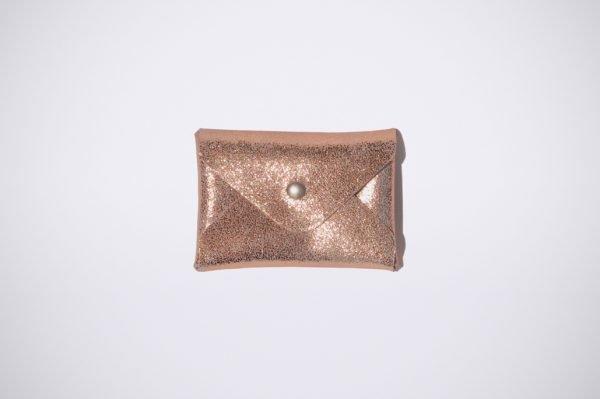 carte bleue visiten geld beutel monet credit natural leder pouch girl pink glitter