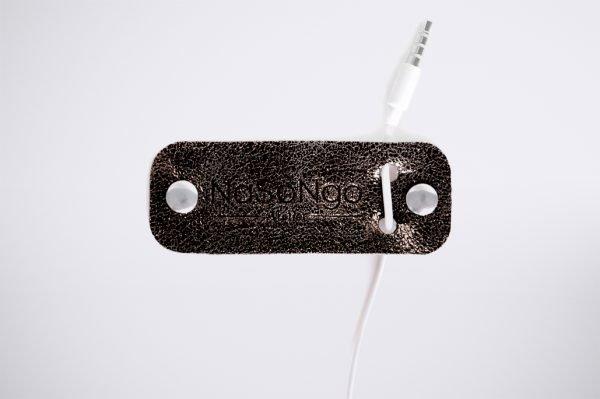 cable kabel organisieren organize kabel salat knot noeud glitter shiny blingeco