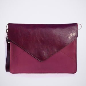 tendence trend street style colour blocking hand made fait sac a main cuivre pochette