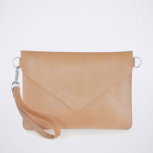 tendence limited edition sustainable trend street style colour blocking hand made fait sac a main cuivre pochette upcycled